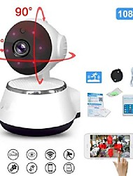 cheap -baby monitor wifi cry alarm ip camera wifi video nanny cam baby camera night vision wireless video surveillance cctv camera 2mp