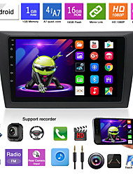 cheap -suitable for volkswagen golf 6 android navigation integrated machine android mp5 player gps navigation reversing image