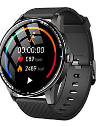 cheap -H6 Smartwatch Support Heart Rate / Blood Pressure Measure, Sports Tracker for iPhone/Android Phones