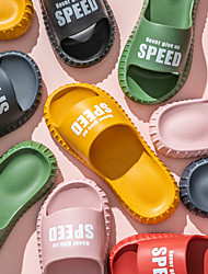 cheap -Sandals And Slippers Female Household Summer Non-Slip Indoor Net Celebrity Home Bath Soft Bottom Couple Ladies Slippers Wholesale