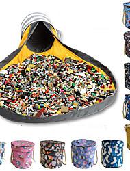 cheap -Multi-color INS storage bucket finishing fast fast storage bag fast toy storage bucket bag children's bag 30*30*30cm
