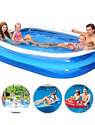 cheap -Swimming Pool Inflatable Swimming Pool Baby Adult Home Play Pool Thickened Wear Resistant Ocean Ball Children's Swimming Pool