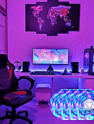 cheap -LED Strip Lights 20M RGB Tiktok Lights 1200LEDs Flexible Color Change SMD 2835 with 44 Keys IR Remote Controller and 100-240V Adapter for Home Bedroom Kitchen TV Back Lights DIY Decor