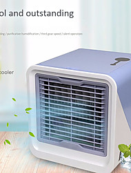 cheap -portable air conditioner usb mini air cooler  humidifier purifier desktop air cooler fan air cooling fan for home office