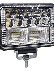 cheap -4 Inch 9-30V 78W High Brightness LED Work bar LED Spot Lamp 26LED 9-30VCar Headlight Fog Light Car Accessories Car Light