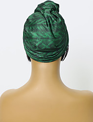 cheap -european, american and african women's popular baotou headscarf hats, printed fashion wigs and wigs manufacturers spot wholesale