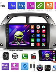 cheap -suitable for 01-06 toyota rav4 android universal locomotive bluetooth mp5 player car gps navigation