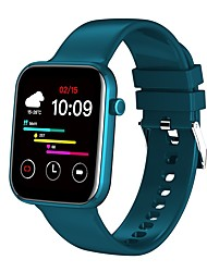 cheap -Z15 Unisex Smartwatch Bluetooth Heart Rate Monitor Blood Pressure Measurement Sports Calories Burned Health Care Stopwatch Pedometer Call Reminder Sleep Tracker Sedentary Reminder