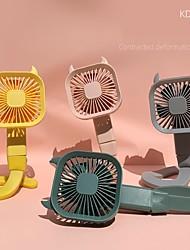 cheap -Mini Fan Portable Folding Fan Handheld Electric USB rechargeable fan Appliances Desktop Air Cooler Outdoor Travel hand fan
