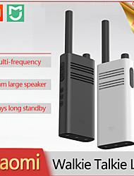 cheap -Xiaomi XMDJJL01 Walkie Talkie Digital GPS Group Call Two Way Radio 5KM-10KM 5KM-10KM 2000 mAh 3 W