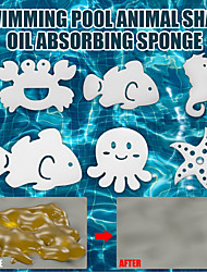 cheap -Aquarium Fish Tank Sponge Vacuum Cleaner Cleaning Care Reusable Sponge 1pc