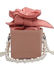cheap -Women's Bags Crossbody Bag Daily 2021 MessengerBag White Black Yellow Blushing Pink