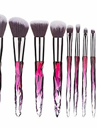 cheap -makeup brushes set professional 5/10 pieces  make up brush for women girl foundation brush powder concealers eyeshadow eyelash eyeliner highlighter cosmetic ki