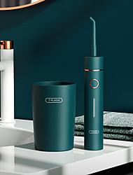 cheap -Electric Oral Irrigators Dental Cleaning Device Dental Flusher Household Portable Dental Calculus Water Dental Floss Dental Cleaning Device C1