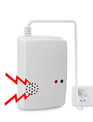 cheap -Gas Leak Sniffer Detector Combustible Propane Butane Methane Natural Gas Safety Alarm Sensor with Voice Warning