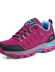 cheap -Women's Running Shoes Hiking Shoes Sneakers Anti-Slip Breathable Wearable Comfortable Hiking Outdoor Exercise Running Spring, Fall, Winter, Summer Black Purple Grey Rose Red