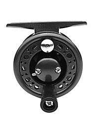 cheap -sl40-60 series fishing reels all metal structure wheel ice throwing fishing accessories spinning reel for saltwater freshwater fishing (gun color,60)