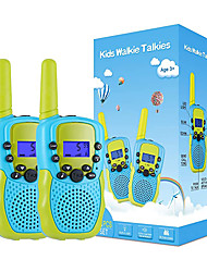 cheap -Walkie Talkies for 3-12 Year Old Boys Girls, Walkie Talkies for Kids 22 Channels 2 Way Radio Toy with Backlit LCD Flashlight, 3 Miles Range for Outside, Camping, Hiking