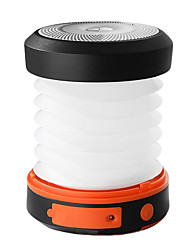 cheap -Led Camping Lamp Foldable Camping Lantern Hiking Outdoor Retractable Super Bright Mobile Charger lantern