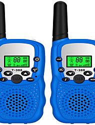 cheap -Walkie Talkies for Kids 22 Channels 2 Way Radio Toy with Backlit LCD Flashlight Children's Walkie Talkie Set Outdoor Adventures Hiking Camping Gear Games for Girls and Boys