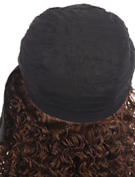 cheap -black curly hair band wig and female curly curly synthetic wig ombre wig daily wear wig