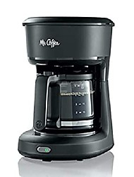 cheap -mr. coffee 2129512, 5-cup mini brew switch coffee maker, black