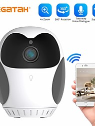 cheap -PTZ Wireless Mini IP Camera wifi camera smart home Video surveillance cameras with wifi Night Vision 1080p mini cameras Pet Cam