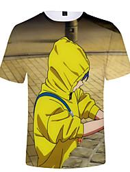 cheap -Inspired by wonder egg priority Cosplay Cosplay Costume T-shirt Terylene 3D Printing T-shirt For Women's / Men's