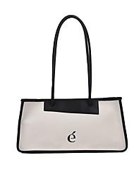 cheap -Women's Bags Top Handle Bag Hobo Bag Date Office & Career 2021 Handbags White Black Brown