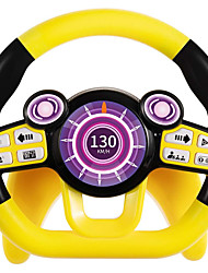cheap -Baby Toys Steering Wheel Car Seat Toys with Light and Music Pretend DrivingLearning Educational Toys for 1 2 3 Year Old Boys and Girls