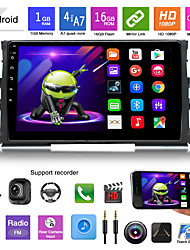 cheap -suitable for toyota 15-19 highlander car android gps navigation all-in-one car bluetooth reversing image
