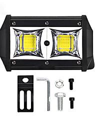 cheap -OTOLAMPARA New Stylish 5 Inches 48W LED Work Light IP67 Waterproof Super Bright Lightness for ATV UTV SUV 4X4 4WD 1pcs