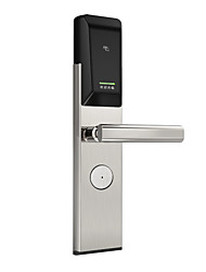 cheap -Hotel Management System and Smart Door Lock Key IC Card Unlock Electronic Smart Lock Hotel Door Lock System