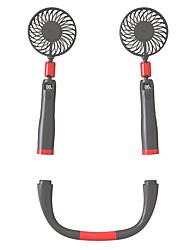 cheap -new style fan portable neck fan detachable handheld fan originality dual purpose fan 4000mah usb rechargeable fan