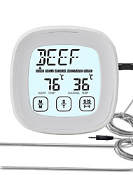 cheap -TS-802A Portable / Smart BBQ Thermometer LCD backlight display, Digital Temperature Measurement