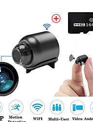 cheap -hd 1080p mini wifi ip camera wireless home security car dvr night vision p2p motion detect mini camcorder loop video recorder