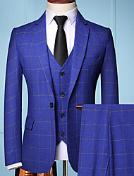 cheap -obcy export foreign trade manufacturers supply men's suit three-piece suit spring and autumn korean version of slim small suit business dress