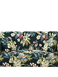 cheap -Sofa Cover Printing Dustproof Stretch Slipcovers Stretch Super Soft Fabric Couch Cover Fit for 1to  4 Cushion Couch and L Shape Sofa (You will Get 1 Throw Pillow Case as free Gift)