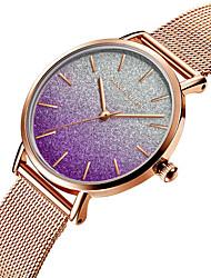 cheap -HANNA MARTIN japanese fashion color gradient quartz watch casual ladies watch