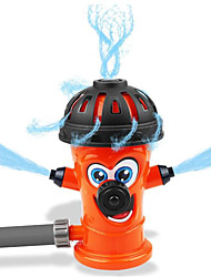 cheap -Sprinkler for Kids Outdoor Water Play, Fire Hydrant Swirl Spinning Splash Sprinkler Toy for Backyard and Lawn Attaches to Garden Hose, Summer Fancy Gift for Toddlers Boys Girls Pets