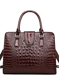 cheap -Women's Bags Satchel Top Handle Bag Daily 2021 Handbags Wine Black Blue