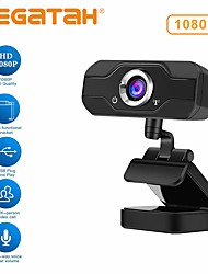 cheap -Webcam hd 1080p Web Cam with Microphone for Live Broadcast Video Calling Conference Work mini PC Camera Web Cam for Computor