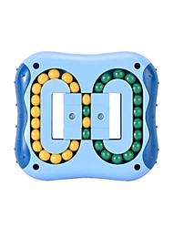 cheap -Rotating Magic Bean Intelligence Fingertip Cube Children's Finger Gyro Magic Disk Educational Cube Toy