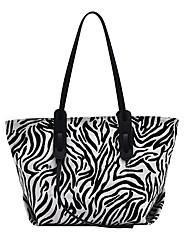 cheap -Women's Bags Tote Crossbody Bag Top Handle Bag Date Office & Career 2021 Handbags Black / White White Khaki Brown