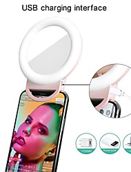 """cheap -6"""" LED Ring Light Dimmable LED 3 Color Lighting Modes for Photography Tiktok Youtube Video Makeup Live Streaming"""