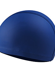 cheap -Swim Cap for Adults Spandex Stretchy Comfortable Durable Swimming Surfing