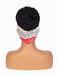 cheap -cross-border wigs european and american fashion wigs braids headscarf wig headgear xuchang factory