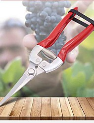 cheap -Trimming Pruning Scissors Stainless Steel For Gardening and Plants Household