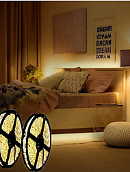 cheap -LED Strip Lights Dimmable RGB Tiktok Lights 10M Flexible 600 LEDs 5050 SMD Cuttable Linkable 12 V Self-adhesive Color-Changing IP44