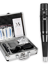 cheap -Permanent Makeup Machine Kit With Pro Box Microblading Machine Tattoo Pen With PMU Machine Tattoo Needles and Tips For Micropigmentation